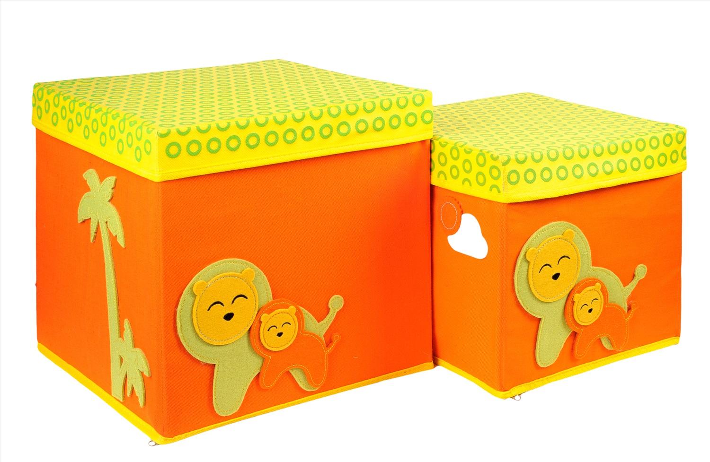 Как сделать коробку с игрушками