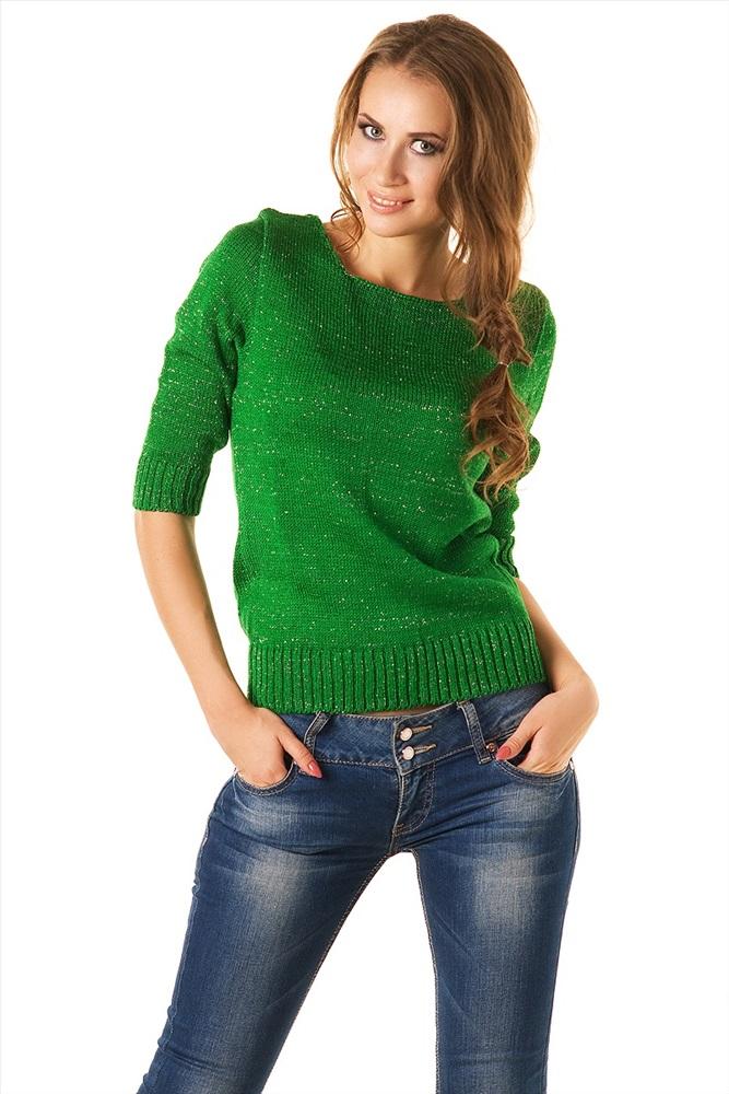 Купить вязаную кофту женскую