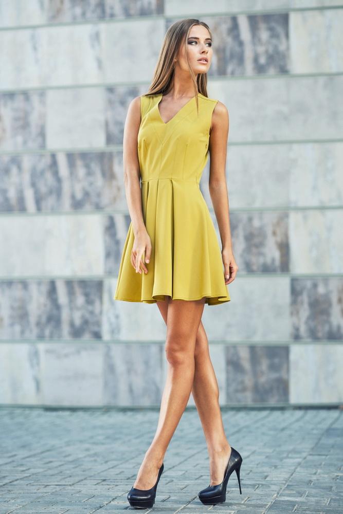Платье С Юбкой Солнце С Доставкой